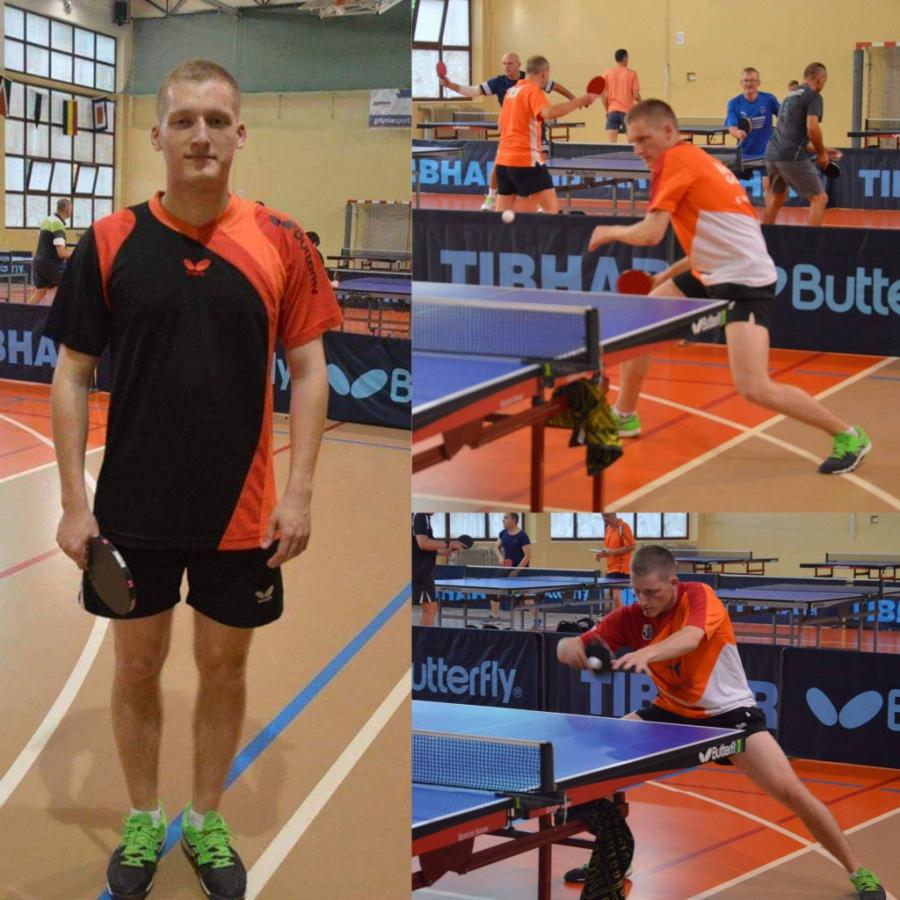 Otwarte Mistrzostwa Gdyni w Tenisie Stołowym