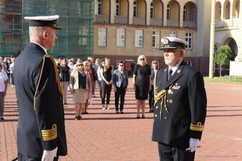 Uroczysty apel z okazji 100. rocznicy Bitwy Warszawskiej 1920 r. i Święta Wojska Polskiego