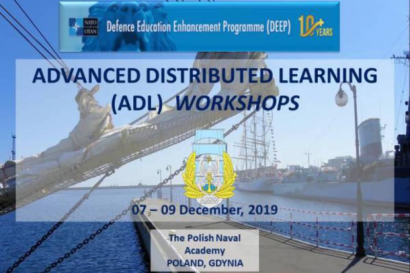 Warsztaty e-learningowe w ramach NATO DEEP