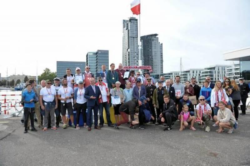 Pierwsze Światowe Polonijne Mistrzostwa Żeglarskie