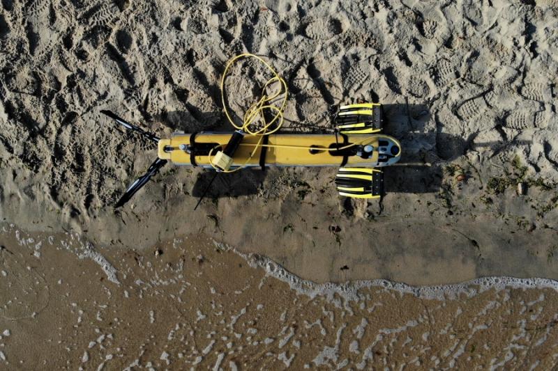 Finalna demonstracja biomimetycznych pojazdów podwodnych