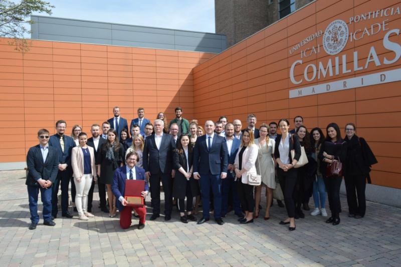 Podróż studyjna do Hiszpanii   Międzynarodowe warsztaty i seminarium naukowe