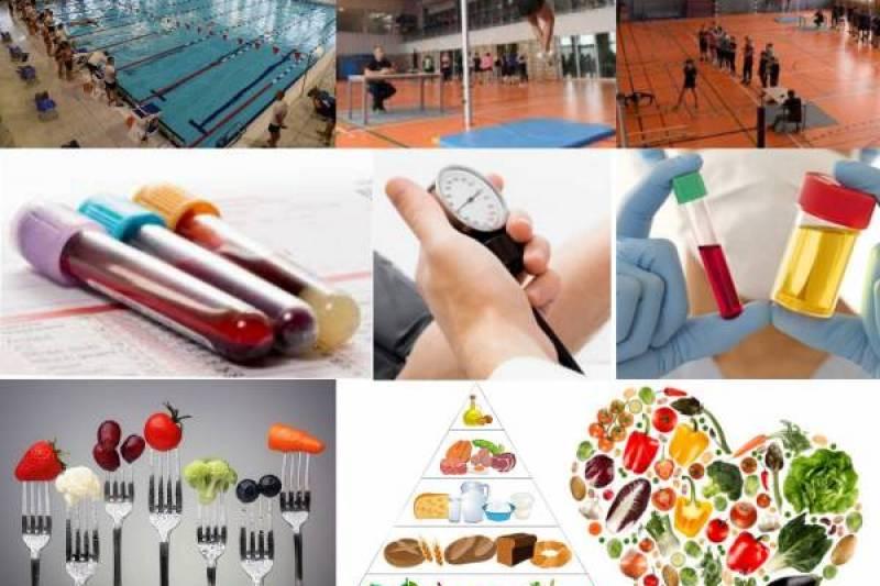 Kwiecień miesiącem aktywności fizycznej, wpajaniem nawyków prawidłowego odżywiania i badań profilaktycznych w AMW