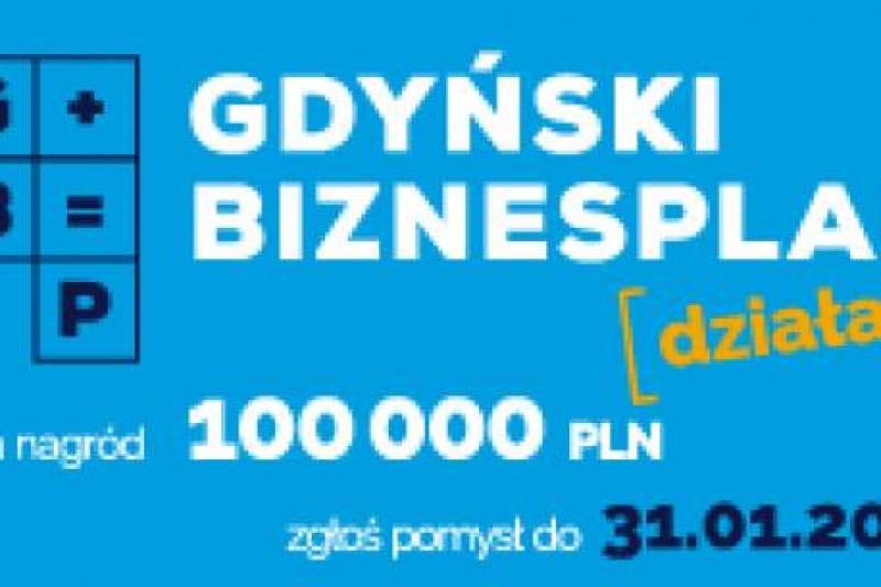 Zgłoś pomysł i działaj w Gdyni.  Startuje konkurs Gdyński Biznesplan