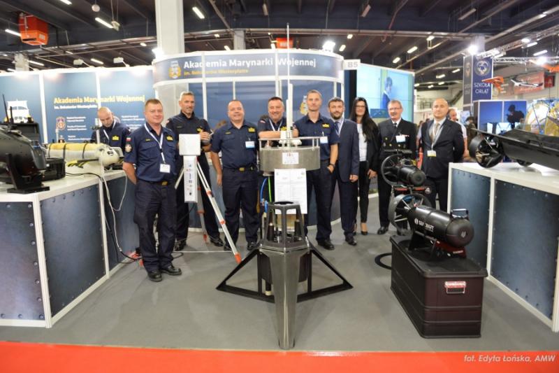 AMW na XXVI Międzynarodowym Salonie Przemysłu Obronnego