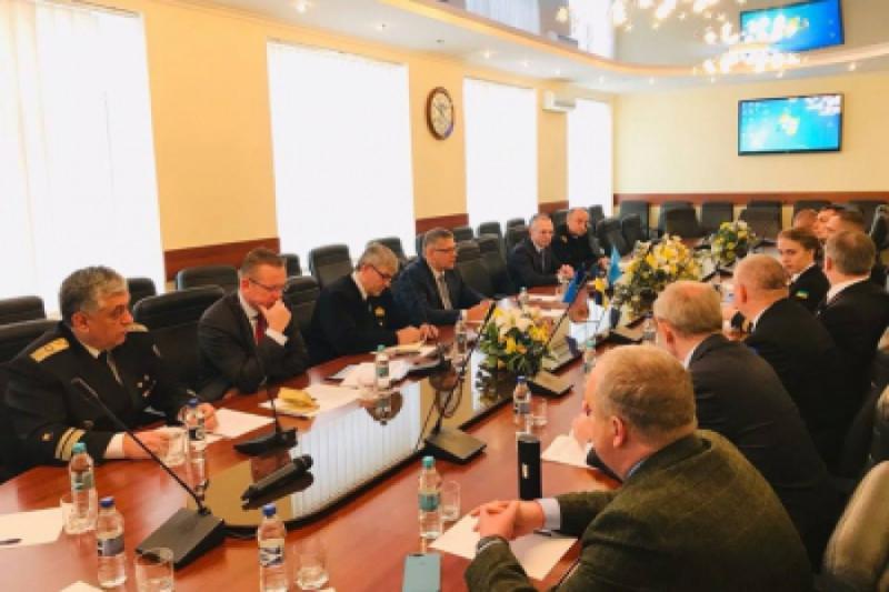 Summary of NATO DEEP Ukraine 2018 in Odessa