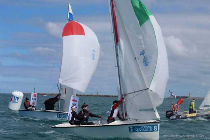 International sailing week in Livorno